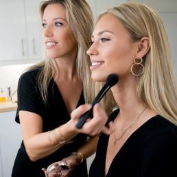 Sarah De Rycke Make-up